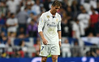 Ronaldo out of Real Madrid clash with Deportivo