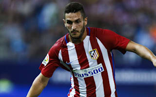 Atletico in good shape to challenge Barcelona - Koke