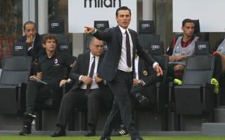 Montella must make Milan entertaining again - Simone