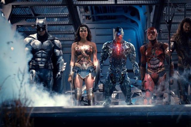 Siéntate y disfruta: aquí tienes el esperado tráiler de la 'Liga de la Justicia'