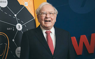 The cringeworthy celebration of Warren Buffett