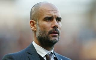 Guardiola unlikely to seek January reinforcements