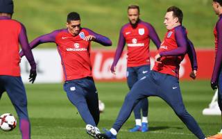 Manchester United defender Jones out of Germany v England