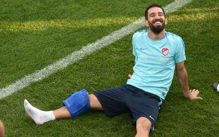 Turan golden for Terim and Turkey despite Barca woe