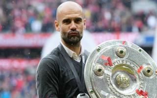 Guardiola legacy secure before Pokal final - Hitzfeld