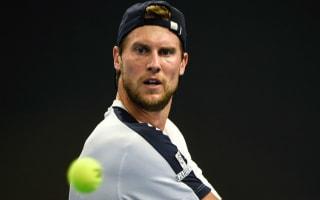 Seppi topples seeded Delbonis at European Open