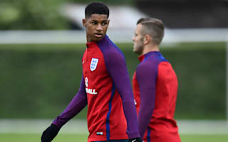 Hodgson: Rashford took Drinkwater's England spot