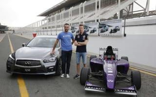 Red Bull's rookie driver Daniil Kvyat talks to AOL Cars