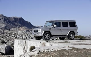 Mercedes G Class prices announced - if you have to ask...