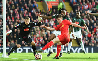 Liverpool 0 Plymouth Argyle 0: Youngest team in hosts' history held in FA Cup