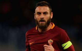 De Rossi signs Roma renewal until 2019