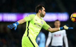 Guardiola drops Bravo for West Ham clash