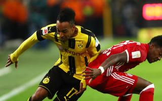 Aubameyang and Lewandowski ambitious to improve - Tuchel assess Dortmund, Bayern goal machines