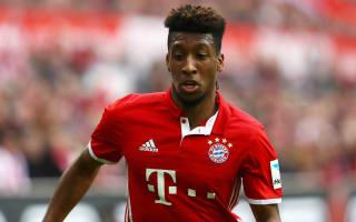 Coman pondered Bayern exit