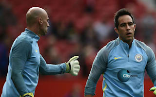Claudio has a strong personality - Guardiola backs Bravo response to City axe