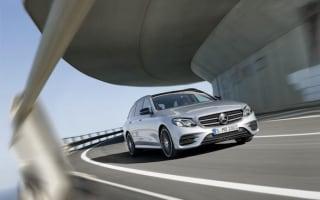 First Drive: Mercedes-Benz E-Class Estate