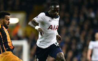 Sissoko: I needed time to settle at Tottenham
