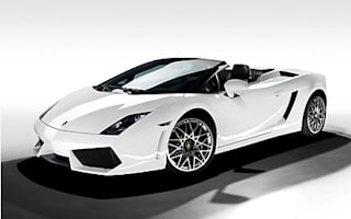 Lamborghini gets pulses racing