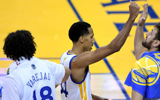 Warriors coach Kerr lauds strength in depth