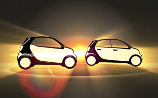 New Smart models previewed ahead of launch