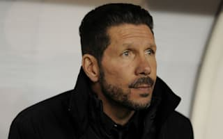 Simeone: One minute on the pitch will be a lifetime