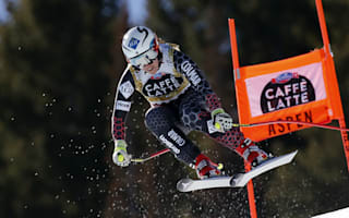 Weirather takes super-G globe to deny Stuhec an Aspen double