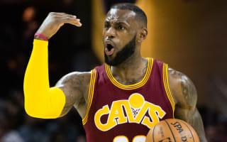 Season-best 44 for history maker LeBron