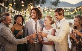 40% of married Brits regret wasting money on their wedding