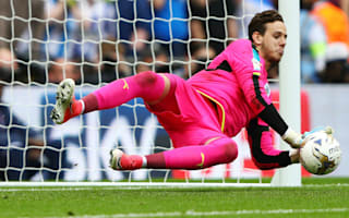 Huddersfield Town 0 Reading 0 (aet, 4-3 pens): Ward the hero as Wagner's men go up