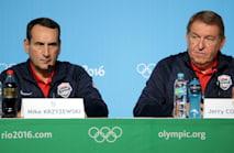 Colangelo tells USA's basketball rivals to 'get your act together'