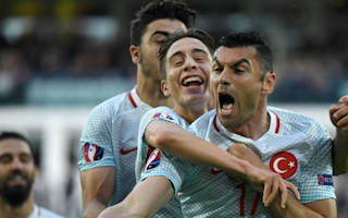 Czech Republic 0 Turkey 2: Burak and Tufan keep Terim's men alive