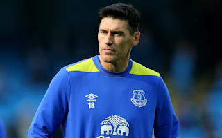 Baines, Barry and Holgate sign new Everton deals