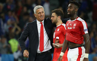 Petkovic has greater ambitions after sealing Switzerland history
