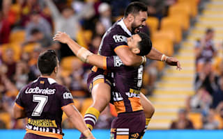Roberts injured as in-form Broncos beat Panthers
