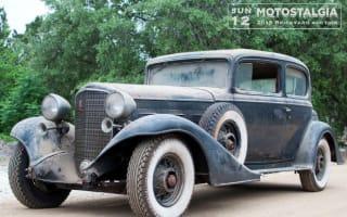Well-preserved pre-war American cars found in Texan barn