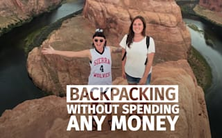 Two British women travel the USA for free