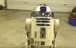 Alucina con este R2-D2 hecho a mano