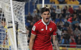Correa's late show steals it for Sevilla