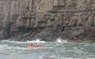 Climber dies in 50ft cliff fall on holiday in Dorset