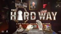Siéntete empleado del KFC por un día con este curioso juego de realidad virtual