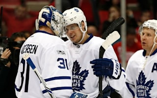 Maple Leafs, Flyers and Oilers score key shutouts