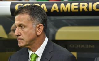 Osorio concerned by Mexico's set-piece defending