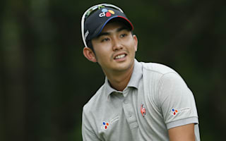 Lee leads rain-affected Shenzhen International by three shots