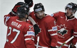 Canada off to winning start, hosts Russia beaten