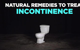 Natural ways to treat incontinence