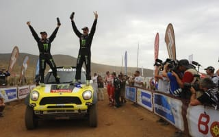 Mini and Monster Energy clean up at the 2014 Dakar Rally