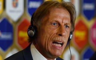 Romania coach Daum promises World Cup qualification