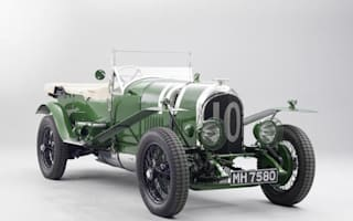 Classic Bentley racer heads to London Classic Car Show