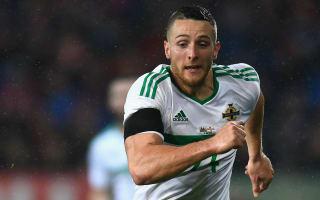 Northern Ireland 1 Slovenia 0: Washington's first international goal sets record unbeaten run