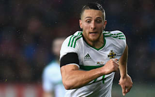 Northern Ireland 1 Slovenia 0: Washington's first international goal sets record unbeaten run